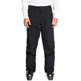 Quiksilver Estate Snowboard Pants Men true black